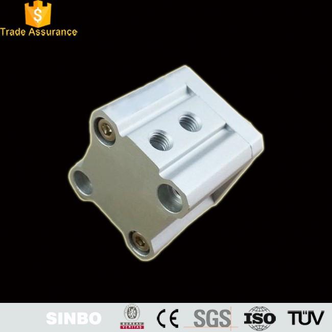OEM Aluminum Pneumatic Air Cylinder Piston Cylinder Hydraulic Cylinder Parts
