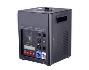 Portable Mini 400w Fireworks Machine Smokeless Cold Sparkle Machine For Stage