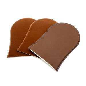 Professional Comfortable Microfiber Faked Tan Mitt Bake Tanning Mitt For Lotion and Mousse Applicator