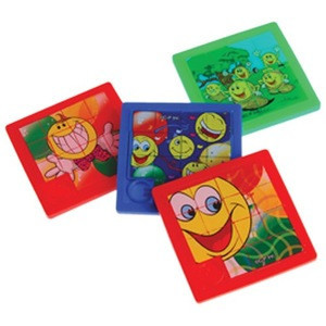 SMILEY FACE SLIDE PUZZLES #1426