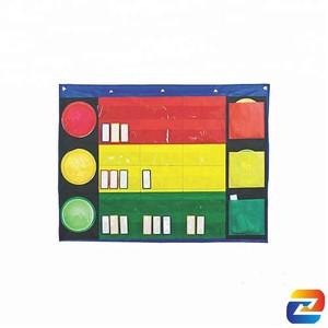Stop Light Pocket Chart Classroom Management Tool Teacher Supplies