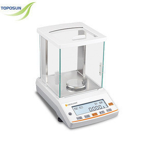 TPS-FA-CM Series 1mg Precision Electronic Analytical Balance, touch screen Laboratory Electronic Scale, Internal Calibration