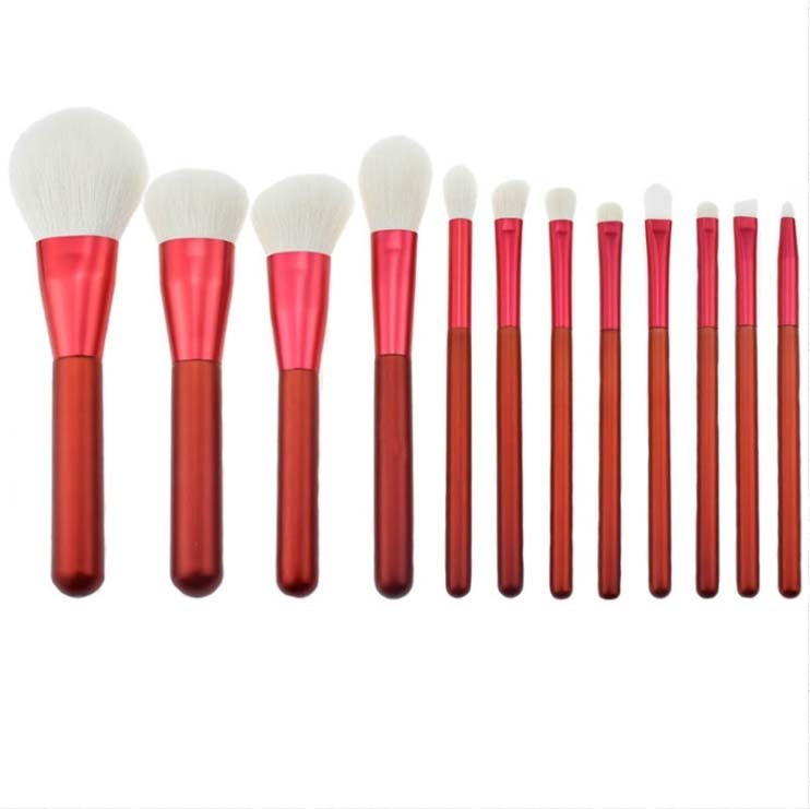 Wholesale Synthetic Hair Powder Makeup Brush Set