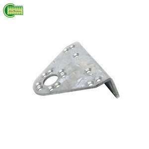 Widely used hot dip galvanization stamping customized joining plate