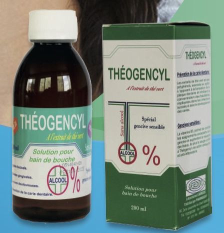 Mouth wash - Theogencyl  125ml / 200ml