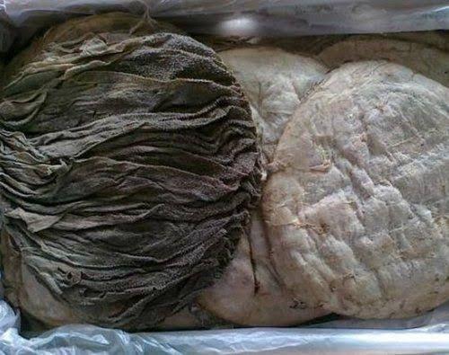 SALTED BEEF/BUFFALO OMASUM