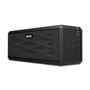 2017 professional audio 4400mah powered loudspeaker amplifier