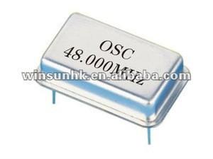 20.4X13.1mm DIP Quartz Crystal Oscillator