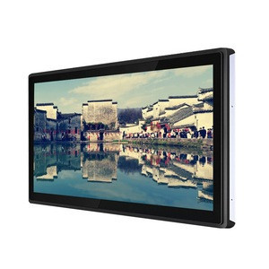 32 inch open frame industrial capacitive touch screen monitor