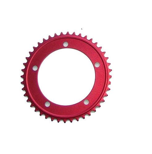 48T 50T Bicycle Gear Chainwheel  fixie Bike Chain ring crank  BCD 130 Single Speed Chain Ring Fixie gear bike