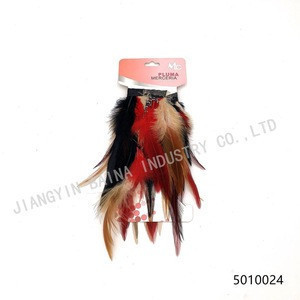 5010024 Diy   fancy feather stage props bouquet wreath decoration accessories personality duck feather