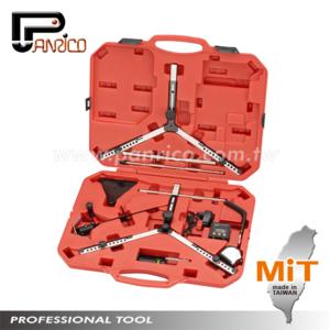 Auto Repair Tools Portable Wheel Alignment Angle Sensing Tool with Digital Protractor