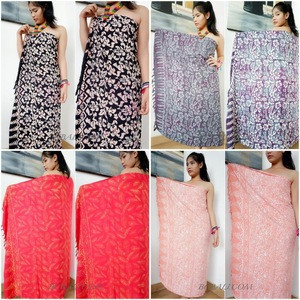 Bali Rayon Sarong Printing Beach Clothing Better Price Best Quality