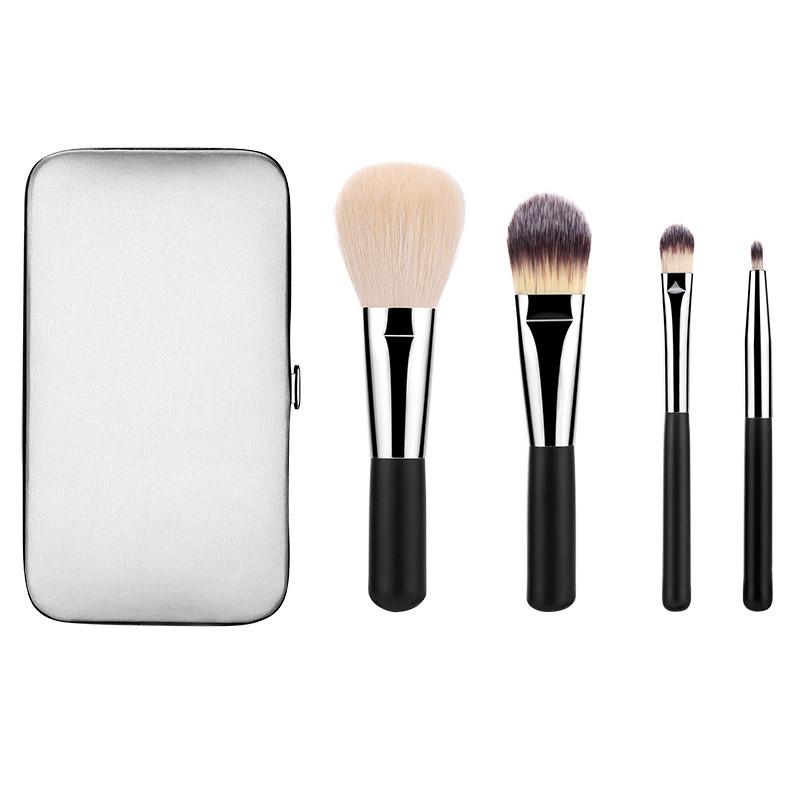 Beauty Brush Vegan Brush Cosmetic Brush Face Brush Eyeshadow Brush with Bag