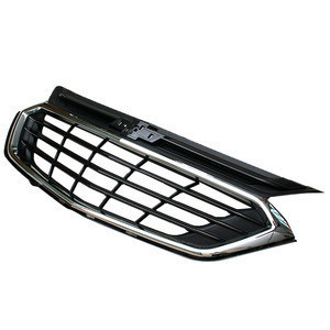 CAR GRILLE CHROME GRILLE AUTO SPARE PARTS FOR CHEVROLET EQUINOX