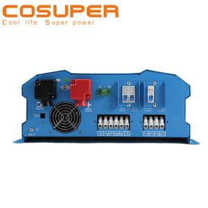 Cosuper brand network function 4kw hybrid solar inverter 4000 watt