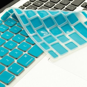 Custom High Quality Silicone Keyboard Cover for Macbook Ultrathin Printed Keyboard Protector