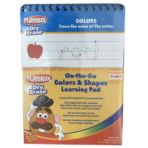 Dry Erase Two Sided Learning Pad