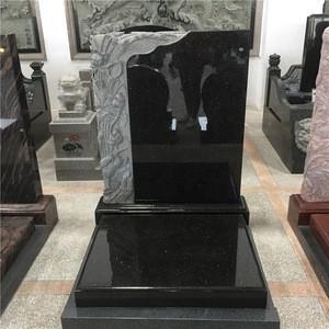 Factory Direct Back Granite Monument & Tombstone & Gravestone