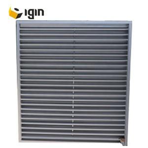 Factory Direct Manufactured Powder Coated Aluminium Window Shutters
