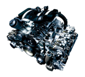Factory direct sale auto machinery engines assembly
