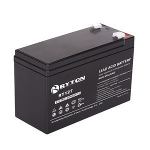 Factory price storage batteries 12v 9ah rechargeable sealed lead acid battery