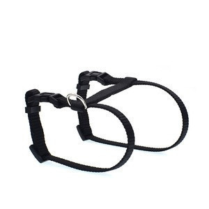 Factory Supply Classic 100% Nylon Adjustable Cat Harness Escape Proof