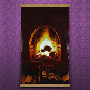 """Far Infrared Wall Mounted Electric Heater at Low Price """"Fireplace"""""""