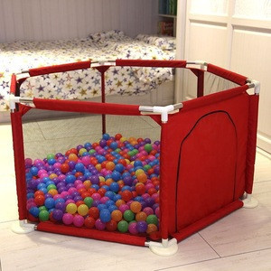 Foldable Portable Safe Baby Playpens