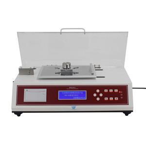 Friction Coefficient Measurement Instrument