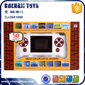 Game consoles for kids handheld game player child video game player