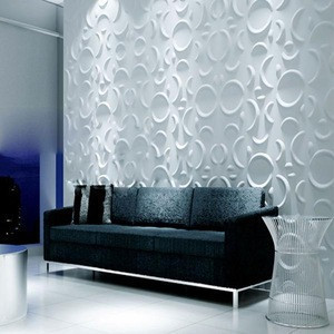 Guangdong Manufacturer Supply PVC Decorative 3d Wall Panel