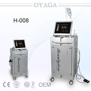 H-008 Multifunction oxygen machine aesthetic facial/ oxygen infusion/jet/spray/mask + BIO