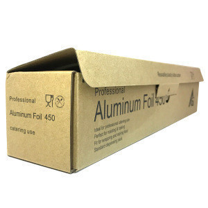 High quality aluminum foil home use food grade aluminum foil for food packing tin foil