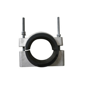 JGH/JGW 1 2 3 Cores High Voltage Power Cable Cleat and aluminum cable clamp  fixed clip