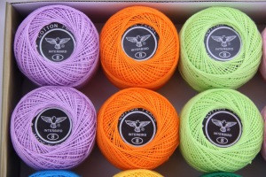 Made in China organic embroidery thread With ISO9001 Certificate