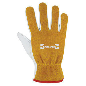 New Fashion Design Full Finger Mens Leather Driving Gloves