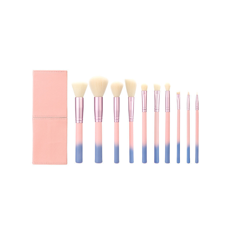 New Launched Makeup Brush Set with Beauty Bag.