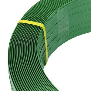 Polyester packing strap PET strapping roll PET strap for packing cotton and aluminum ingot and brick