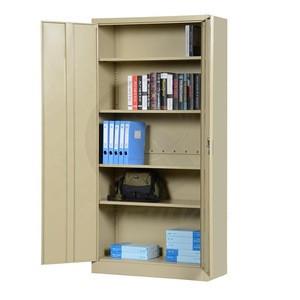 Powder coated flat packed large garage tool cabinet hardware storage cabinet