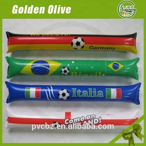 Promotional PE cheering stick,noise maker