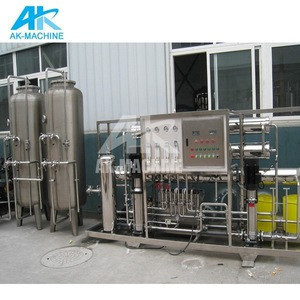 Ro plant 10000 lph / water treatment dosing pump / water quality and treatment
