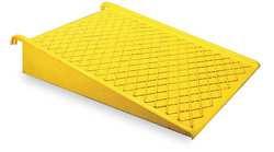 Spill Pallet Ramp Yellow 1500 lb.