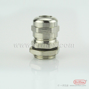 Stainless steel electrical cable glands