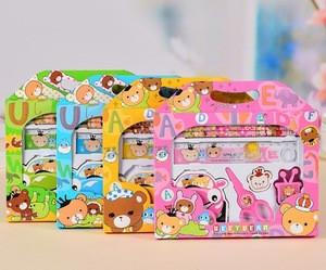 Stationery set 7pcs school giftware