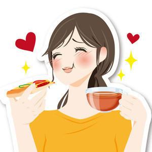 Sugar and Fat, Sukkiri Tea