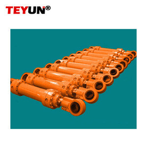 Top Quality Engineer Hydraulic Cylinder  Car Lift Cylinder For Textile Machinery