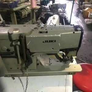 Used Juki 780 1-needle Lockstitch Buttonholing Industrial Machine