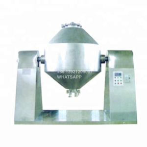VIDEO! Pharmaceutical Double Cone Vacuum dryer Mixer