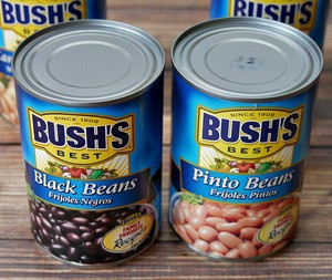 Well Preserved Canned Beans In Stock
